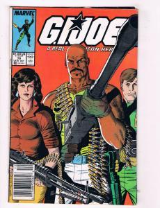 G.I. Joe #78 VG Marvel Comics Comic Book Oct 1988 DE34
