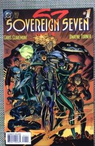 Sovereign Seven #1 (1995)