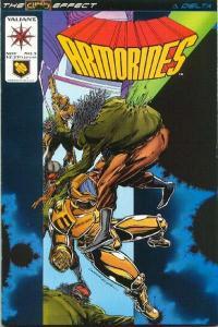 Armorines (1994 series) #5, NM (Stock photo)