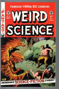 Weird Science-#21-1997-Fantasy-Gemstone-EC Reprint