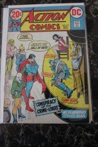 Action Comics #417 (DC, 1972) Condition: FN+