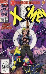 Uncanny X-Men, The #270 VF/NM; Marvel | save on shipping - details inside