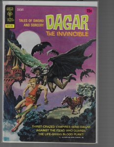 Dagar the Invincible #3 (Gold Key, 1972)