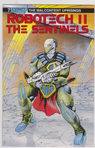 Robotech II: The Sentinels Malcontent Uprisings #7