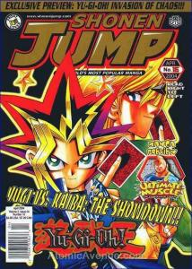 Shonen Jump #16 VF/NM; Viz | save on shipping - details inside