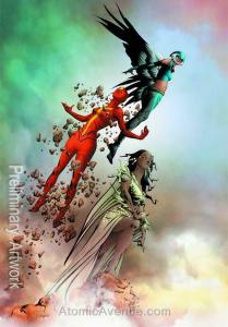 Earth 2 #20 VF/NM; DC   save on shipping - details inside