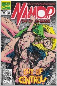 Namor the Sub-Mariner   #27 NM