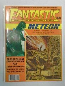 Fantastic Films #13 Godzilla special 6.0 FN (1980 Blake Publishing)