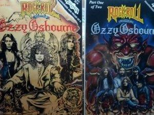 Set of Rock N' Roll Comics #29 (1991)