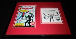 Amazing Spiderman #3 Doctor Octopus Framed 11x14 Photo Display Official RP