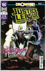Justice League #12 Main Cvr (DC, 2019) NM