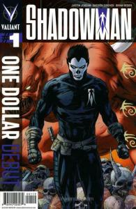 Shadowman (4th Series) #1 (3rd) VF/NM; Valiant   save on shipping - details insi