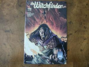 Near-Mint Image Comic: THE WITCHFINDER #1 (1999)