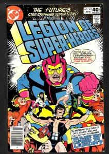 Legion of Super-Heroes #262 (1980)