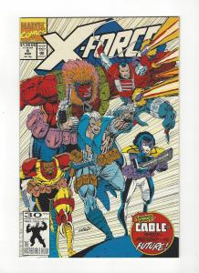 X-Force #8 1st app Domino Wildpack NM