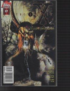 X-Files #37 (Topps, 1998) NM