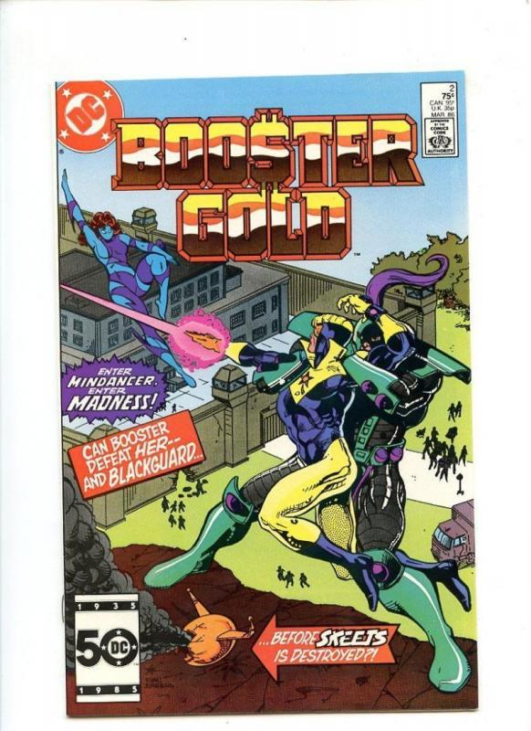 BOOSTER GOLD #2, VF/NM, DC, 1986, more in store
