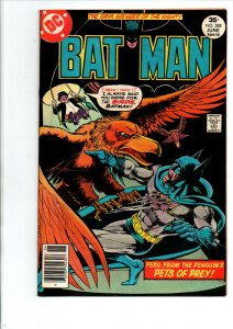 Batman #288 newsstand - Penguin - 1977 - (-Very Fine)