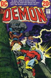 Demon, The (1st Series) #5 VG; DC | low grade comic - save on shipping - details
