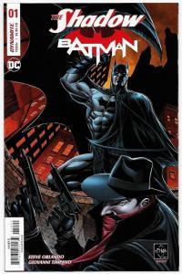 Shadow Batman #1 Cvr B (DC, 2017) NM