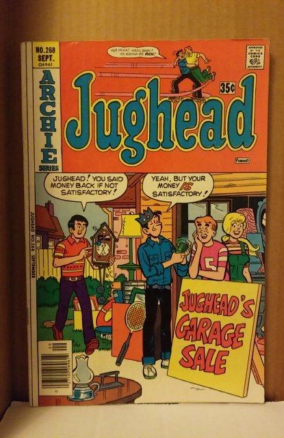 Jughead #268 (1977)