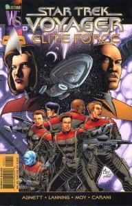 Star Trek: Voyager—Elite Force #1 VF/NM; WildStorm | save on shipping - details