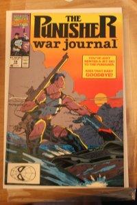 The Punisher  War Journal 19 NM