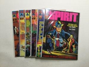 The Spirit 1-16 20 23-25 30 31 39-40 Plux Extras Nm Near Mint Warren Magazine