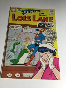Superman's Girlfriend Lois Lane 30 Vf+ Very Fine+ 8.5 DC Comics