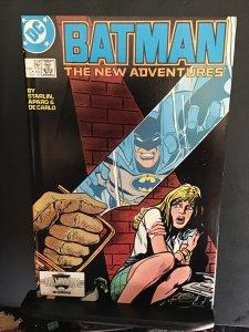 Batman #414 (1987) wow! Super high-grade key! first cutter! NM
