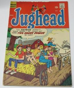 JUGHEAD (1949-1987)150 VG Nov. 1967