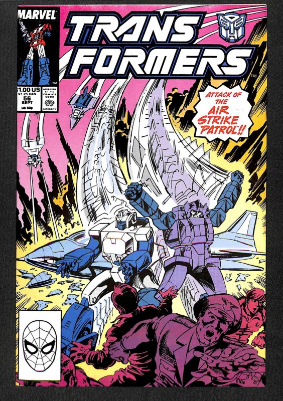 The Transformers #56 (1989)