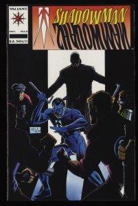 Shadowman #8 NM 9.4