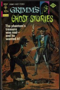 Grimm's Ghost Stories #30 (May 1976, Gold Key) 6.5 FN+