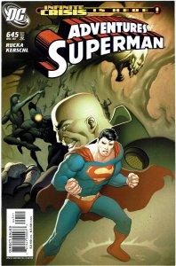 Adventures of Superman #645 NM+