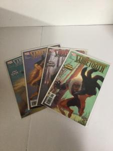 Sabretooth 1-4 Lot Set Run Nm Near Mint Marvel Comics Open Season