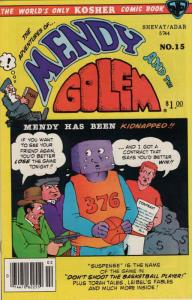 Mendy and the Golem #15 VG; Mendy | low grade comic - save on shipping - details