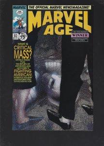 Marvel Age #83 (1989)
