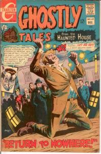 GHOSTLY TALES (1966-1984) 64 F+  December 1967 COMICS BOOK