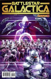 Classic Battlestar Galactica (Vol. 2) #5 VF/NM; Dynamite   save on shipping - de