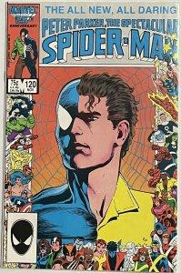Peter Parker The Spectacular Spider-man #120 (1976 Marvel)