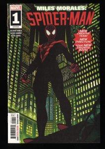 Miles Morales: Spider-man #1 VF+ 8.5