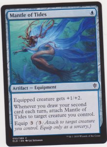 Magic the Gathering: Throne of Eldraine - Mantle of Tides