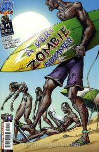 Very Zombie Summer, A #1 VF/NM; Antarctic | save on shipping - details inside