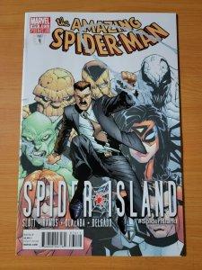 Amazing Spider-Man #670 ~ NEAR MINT NM ~ 2011 Marvel Comics