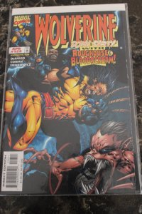 WOLVERINE #123 (Marvel,1998) Condition NM+