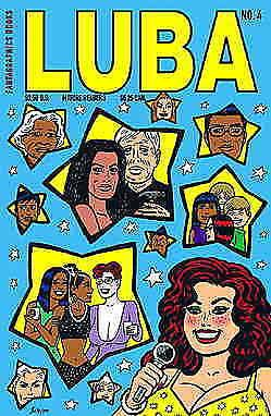 Luba #4 VF/NM; Fantagraphics | save on shipping - details inside