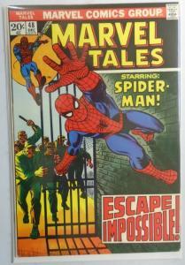 Marvel Tales (Marvel) #48, 5.5 (1973)