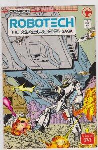 Robotech: The Macross Saga #2