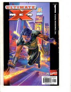 11 Ultimate X-Men Marvel Comic Books # 1 2 3 4 5 6 7 8 9 10 11 Wolverine CR53